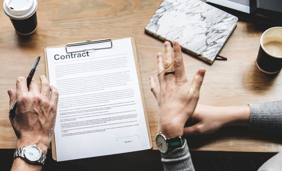 Contract Drafting Document
